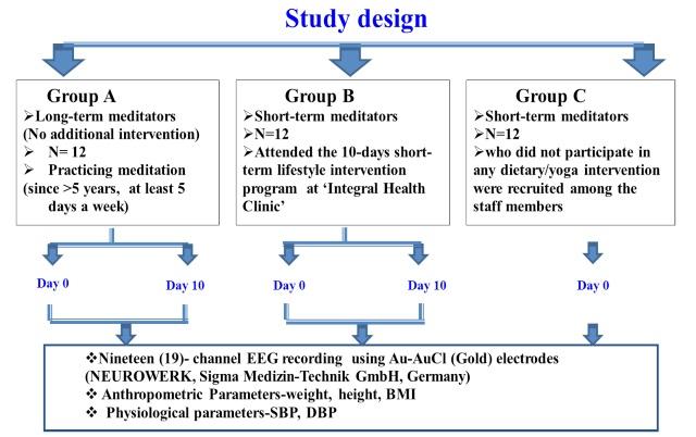Study Design Flow Chart